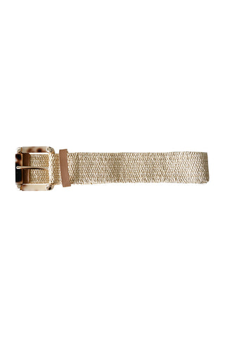 Sardinia Square Belt Natural - Kabana Shop