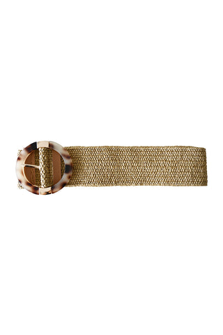 Sardinia Ring Belt Gold - Kabana Shop