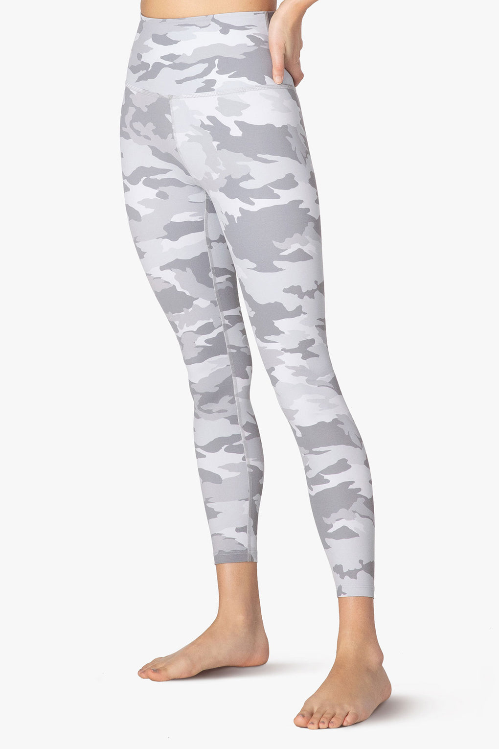 Olympus High Waisted Midi Legging - Kabana Shop