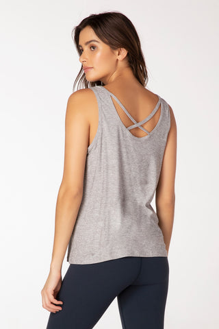 Spacedye Lavish Tank - Grey - Kabana Shop