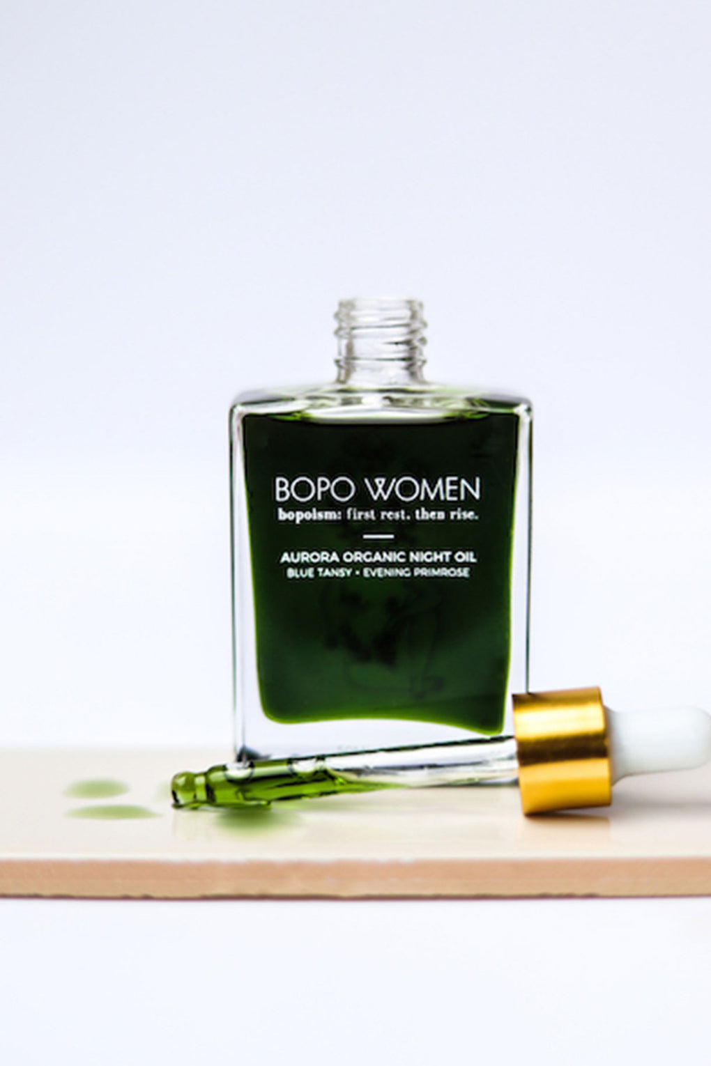 Bopo Women Aurora Organic Night Oil - Kabana Shop