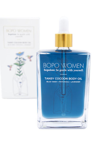 Bopo Women Tansy Cocoon Body Oil - Kabana Shop