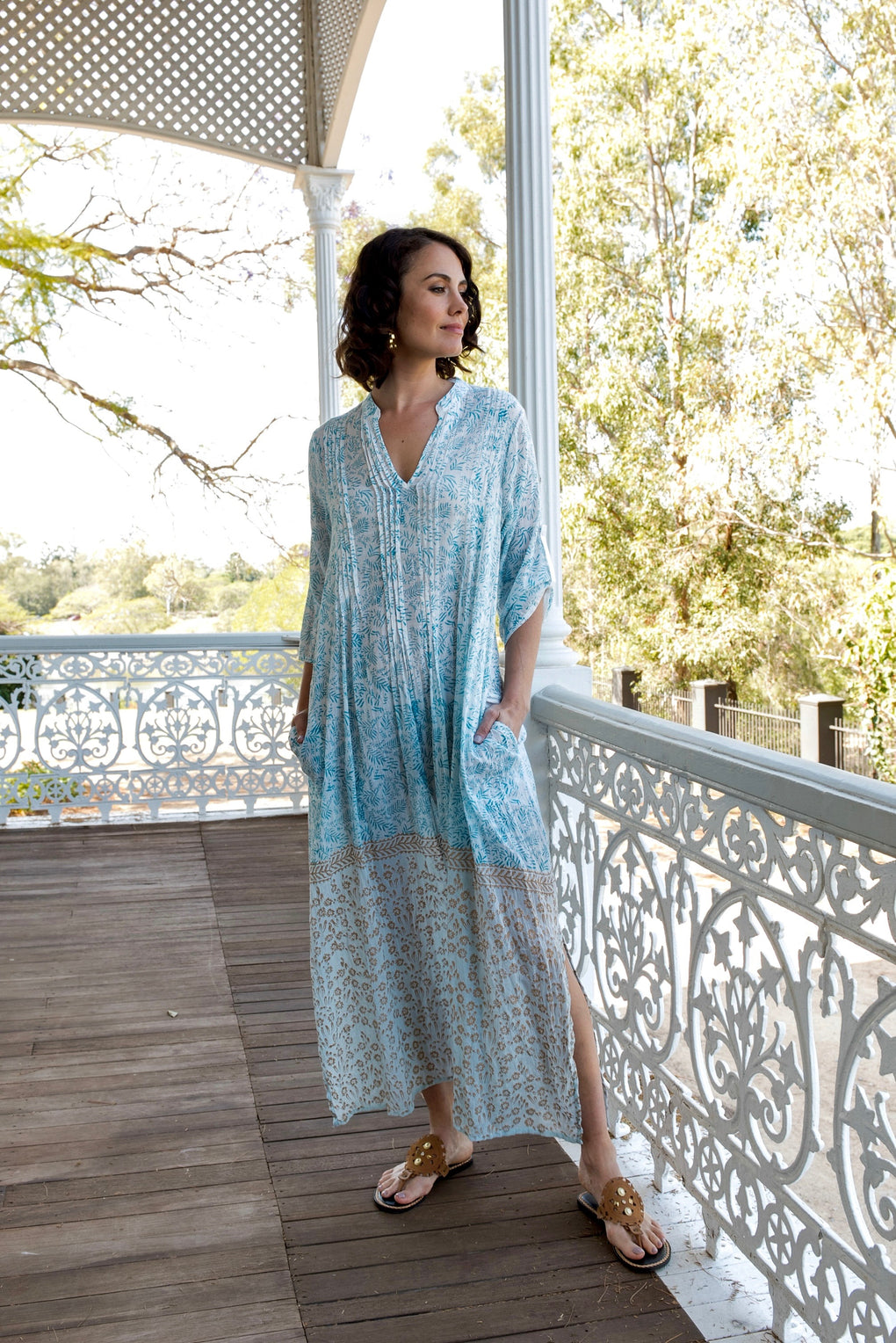 Cusco Maxi Blue - Kabana Shop