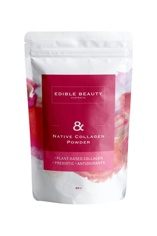 Edible Beauty Native Collagen Powder - Kabana Shop