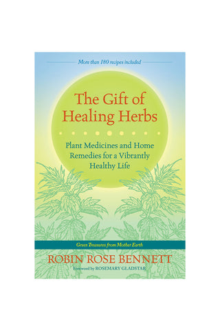 Gift of Healing Herbs Book - Kabana Shop
