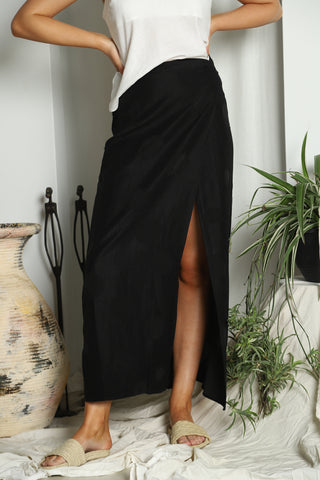 Heron Skirt Black - Kabana Shop