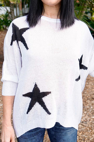 Stellar Knit White - Kabana Shop