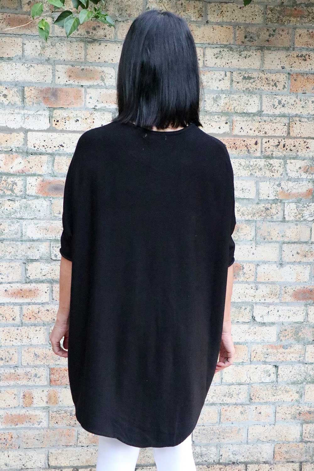 Taylor Knit Black - Kabana Shop