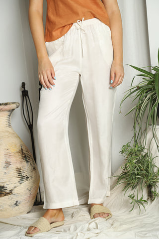 La Mar Pant White - Kabana Shop