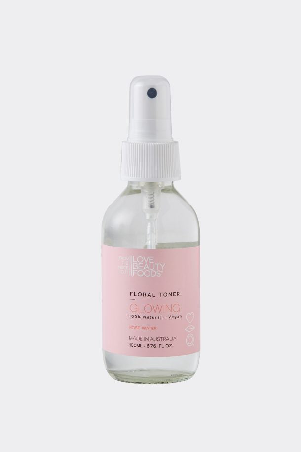 Love Beauty Glowing Rose Water Face Mist & Toner - Kabana Shop