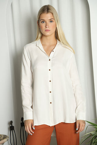 Luciole Shirt White - Kabana Shop