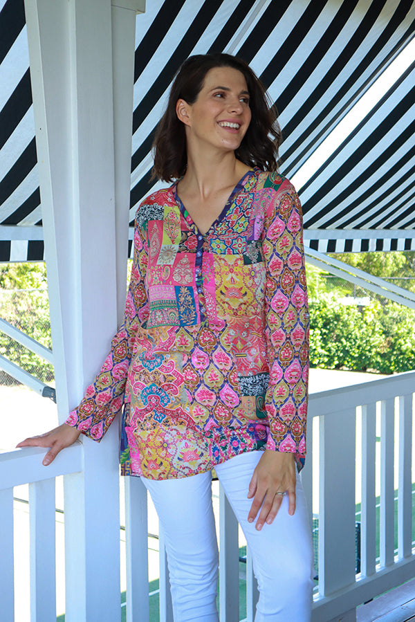Claudia Tunic - Kabana Shop