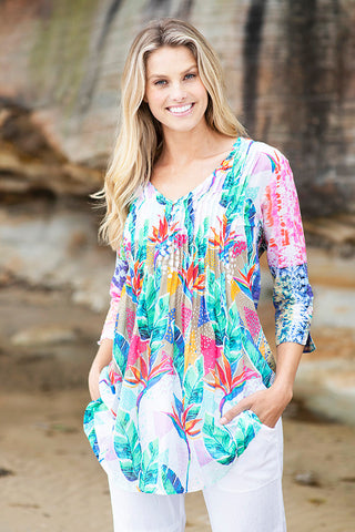 Franki Tunic - Kabana Shop
