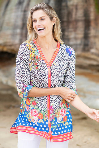Kimmy Tunic - Kabana Shop