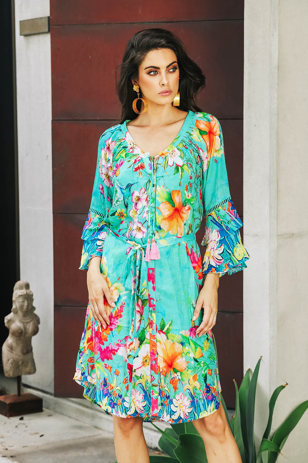 Paradise Dress Sea - Kabana Shop