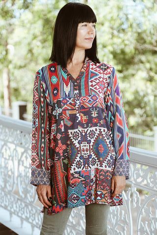 Roxanne Tunic - Kabana Shop