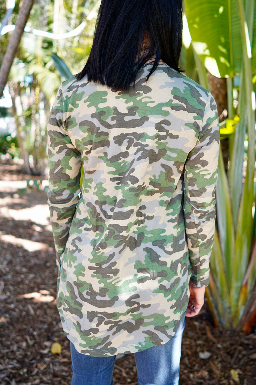 Orbit Top Camo - Kabana Shop