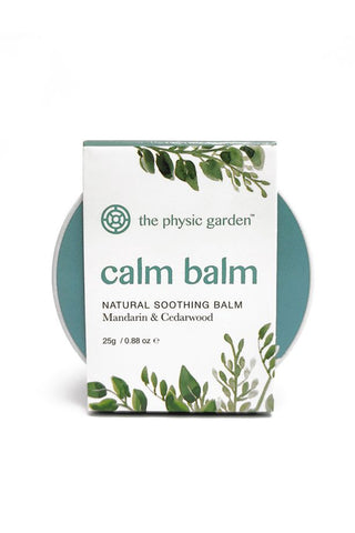 The Physic Garden Calm Balm-25G - Kabana Shop