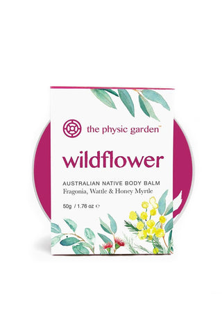 The Physic Garden Wildflower Body Balm - Kabana Shop