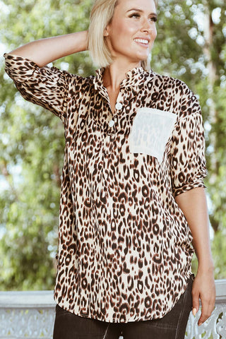 Animalia Shirt - Kabana Shop
