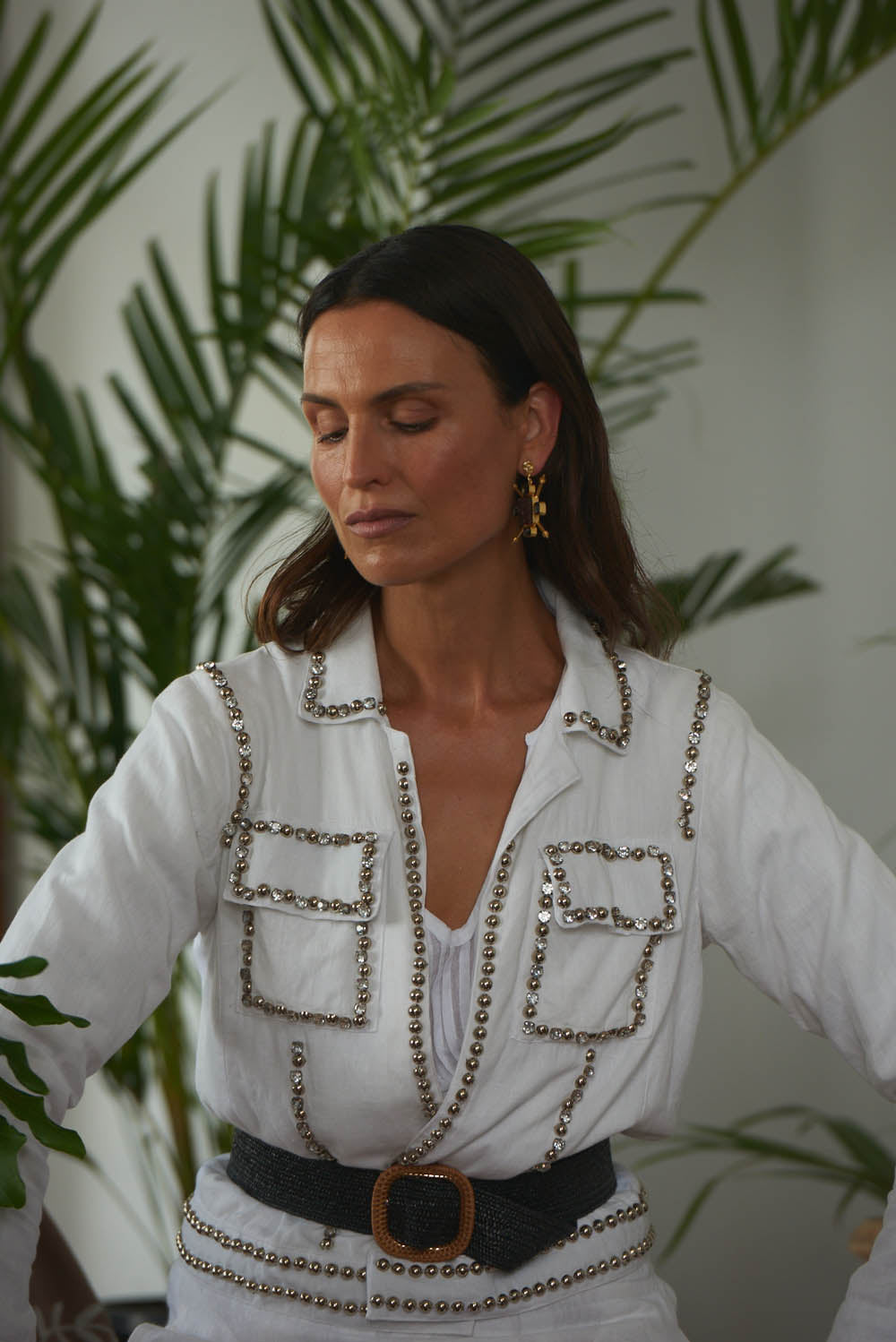 Dolorosa Jacket White - Kabana Shop