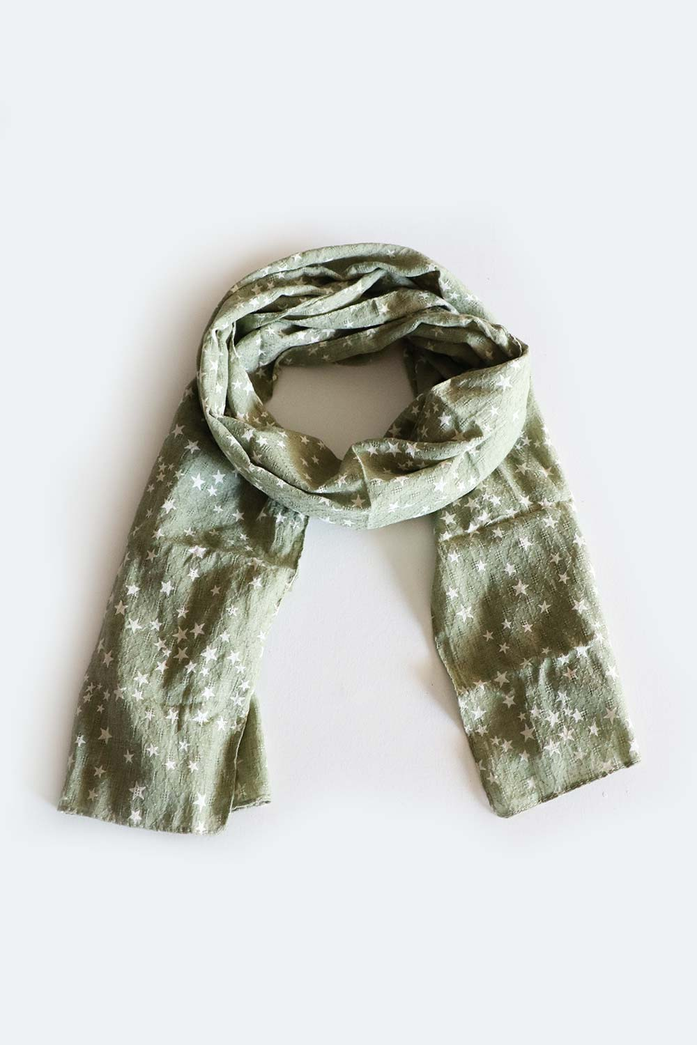 Starry Night Scarf Khaki - Kabana Shop