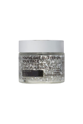 Summer Salt Stardust Face Mask-50Ml - Kabana Shop