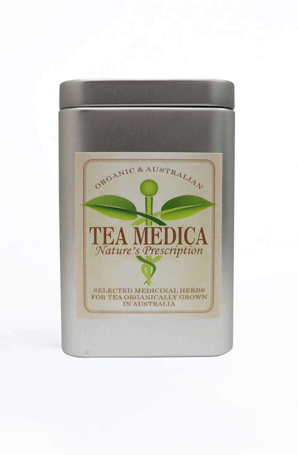 Tea Medica Tin 50G - Focus Brew - Kabana Shop