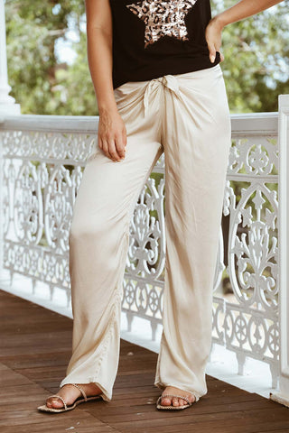 Wrap Pant Moonbeam - Kabana Shop
