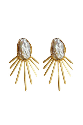Anjou Earrings - Kabana Shop