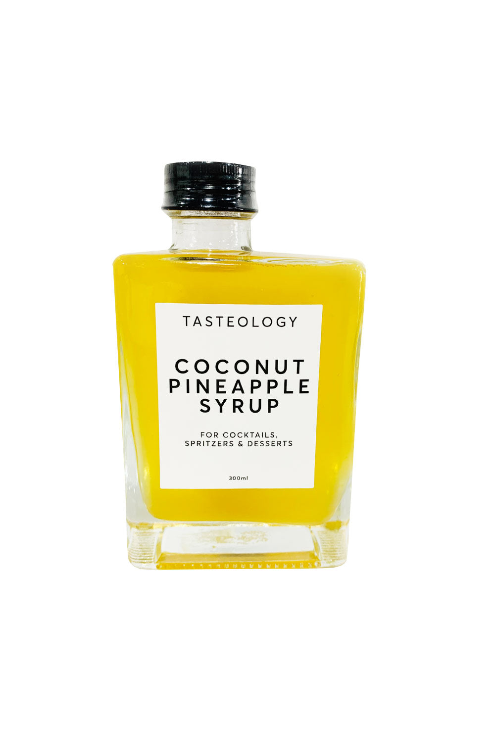 Tasteology Coconut & Pineapple Syrup - Kabana Shop