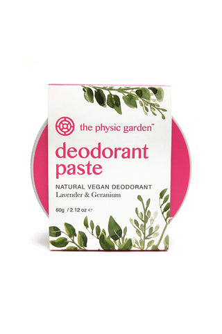 The Physic Garden Lavender Deodorant 60g - Kabana Shop