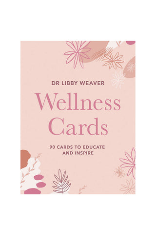 Dr Libby Wellness Cards - Kabana Shop
