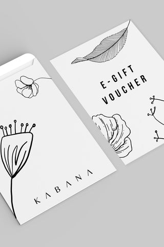 Gift Card - Kabana Shop