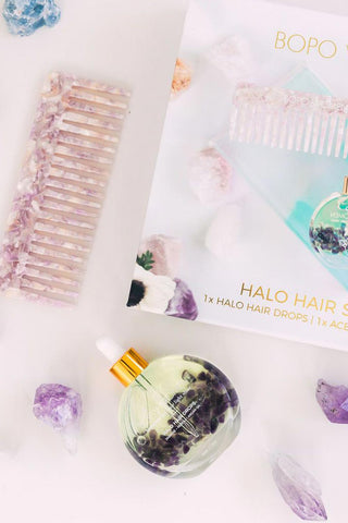Bopo Halo Hair Drops Gift Set - Kabana Shop