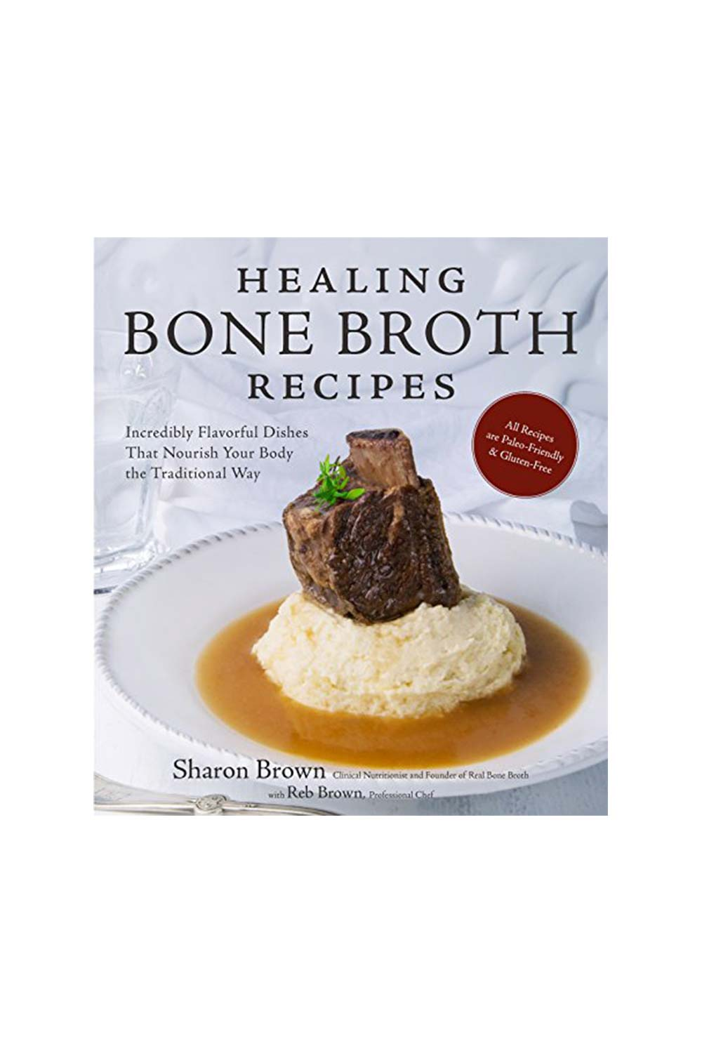 Healing Bone Broth Recipes Book - Kabana Shop