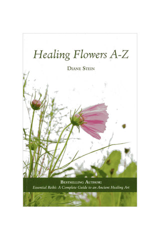 Healing Flowers A-Z Book - Kabana Shop