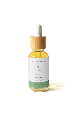 Butt Naked Hemp Face Oil - Kabana Shop
