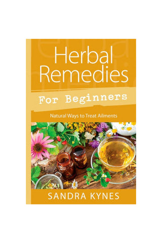 Herbal Remedies For Beginners Book - Kabana Shop