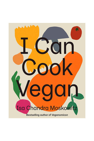 I Can Cook Vegan Book - Kabana Shop