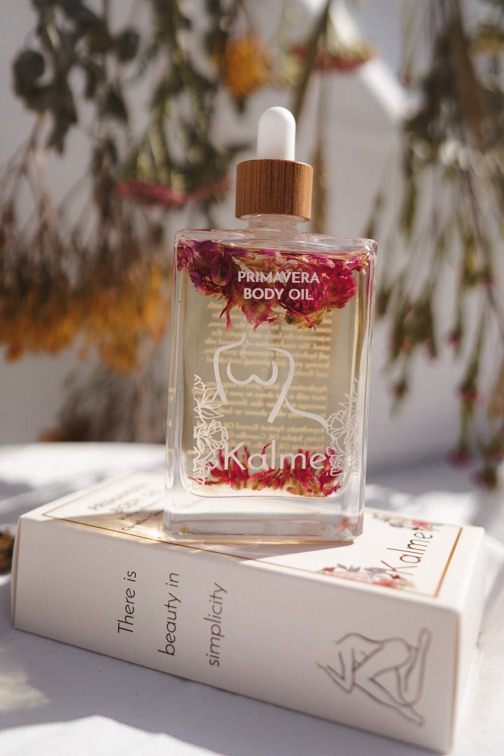 Kalme Primavera Body Oil - Kabana Shop