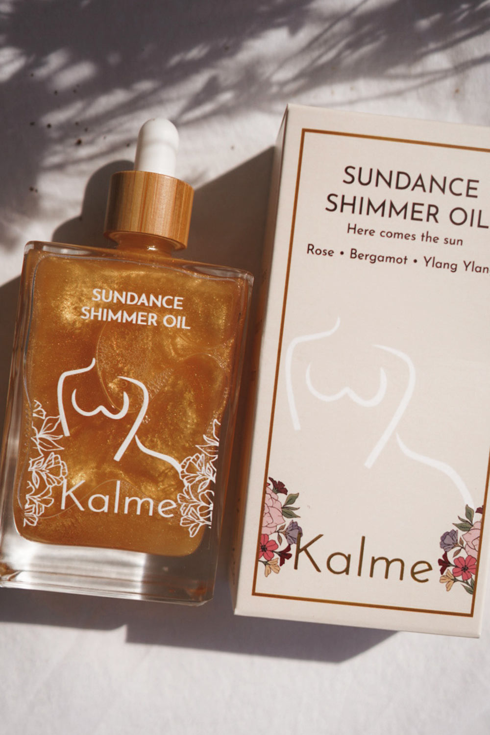 Kalme Sundance Shimmer Oil 100ml - Kabana Shop