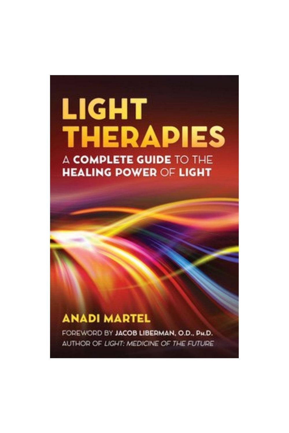 Light Therapies Book - Kabana Shop