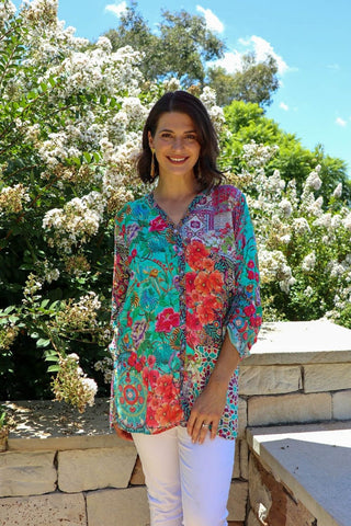 Darcy Tunic - Kabana Shop