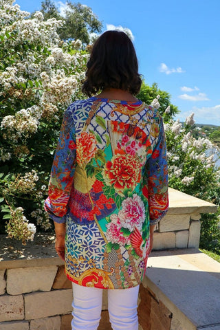Gina Tunic - Kabana Shop