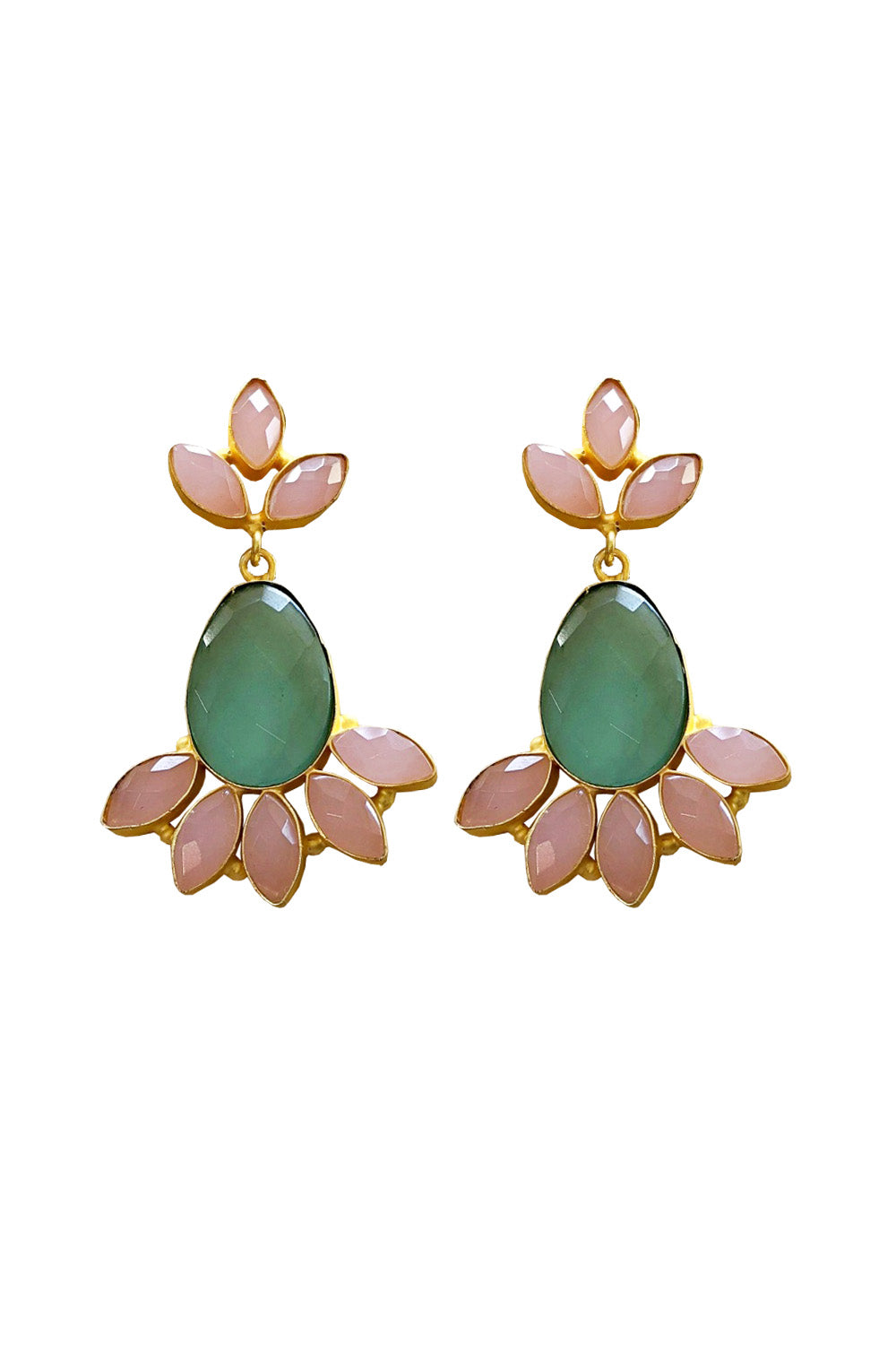 Ophelia Earrings - Kabana Shop