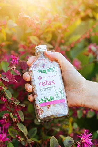 The Physic Garden Relax Bath Soak-220G - Kabana Shop