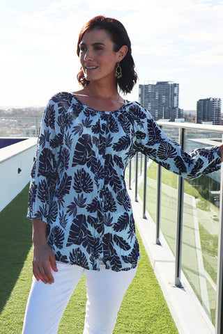 Porto Top Blue - Kabana Shop