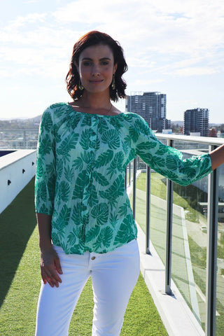 Porto Top Green - Kabana Shop