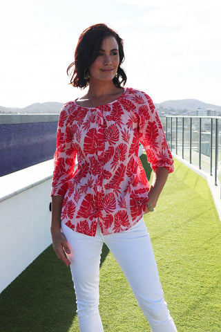 Porto Top Red - Kabana Shop